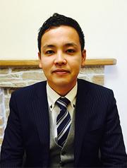 グローバルホーム株式会社管理課 プロモーション係 リーダー 小原主任